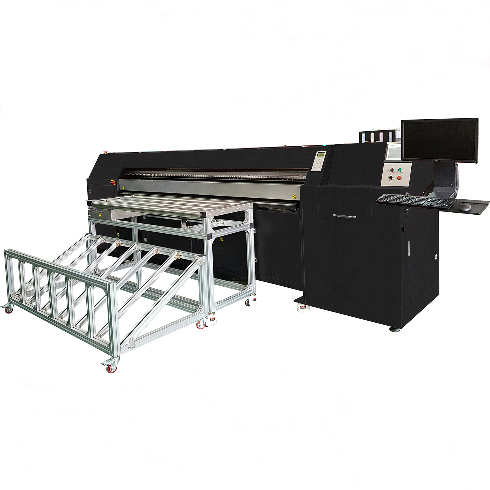 Corrugated Box Digital Inkjet Printer/Corrugated Pizza Box Digital Inkjet Printing Machine