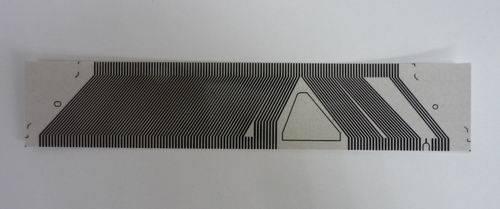 Best Quality Saab 9-3 9-5 SID-2 Display Missing Pixel Repair Ribbon in black color
