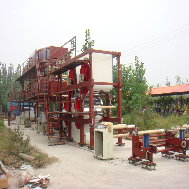 coated art paper coating machine