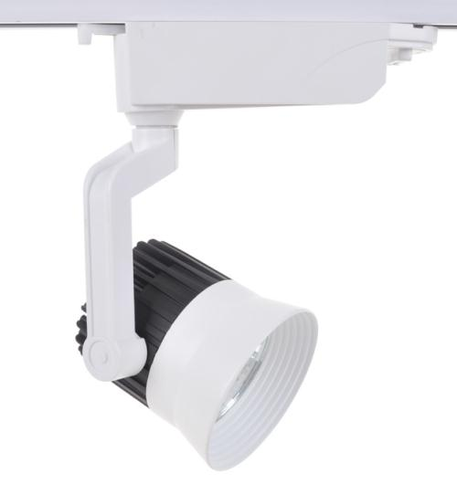 Adjustable Beam Angle CRI90 400Ma 15W CCT 3000K/4000K/6000K Durable Track Light
