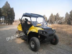 4-Stroke, Single-Cylinder, Air/Oil-Cooled UTV 200cc Factory