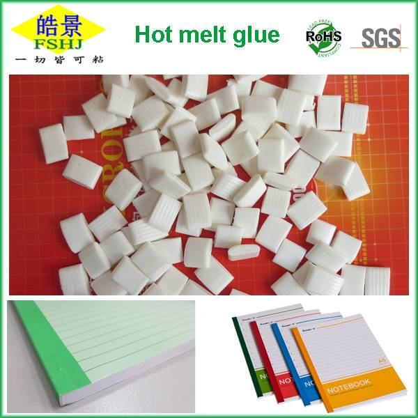Bookbinding hot melt adhesive