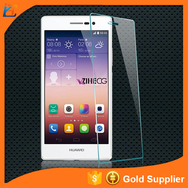 Tempered glass cell phone protective screen film for huawei honor 4c