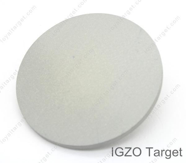 Indium Gallium Zinc Oxide 99.99% IGZO sputtering target 4N