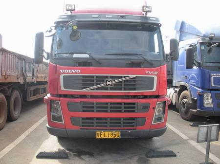 VOLVO FM12 used truck for sale,truck used,truck tractor