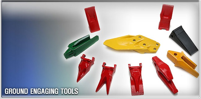 Doosan Excavator Groung Engaging Tool and Tooth Tip Adaptor Side Cutter