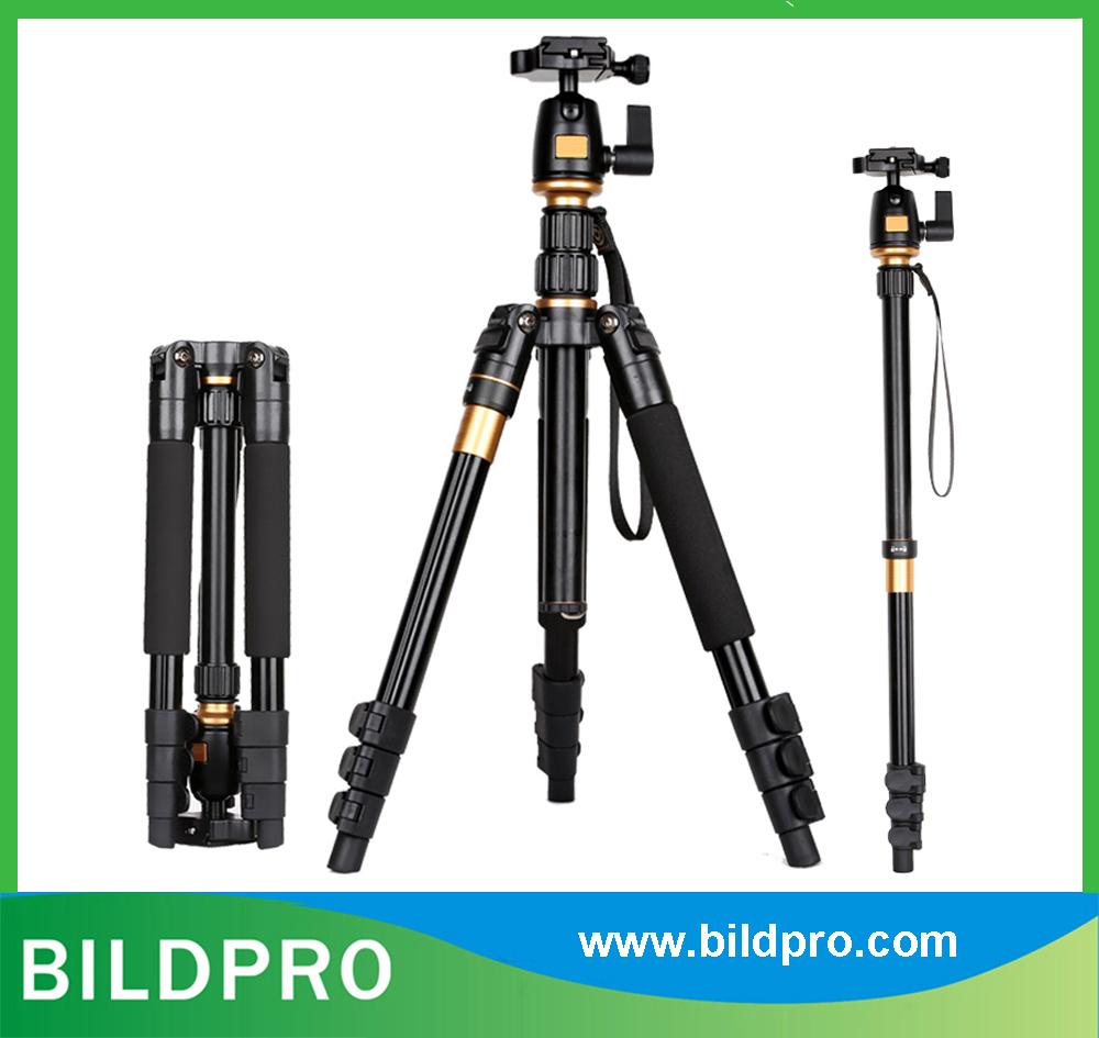 BILDPRO 1580mm Professional Aluminum Tripod Stand DSLR Camera Spare Parts