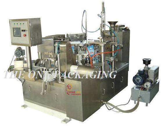TOSFC-8-4 Standing Pouch Filler and Capper