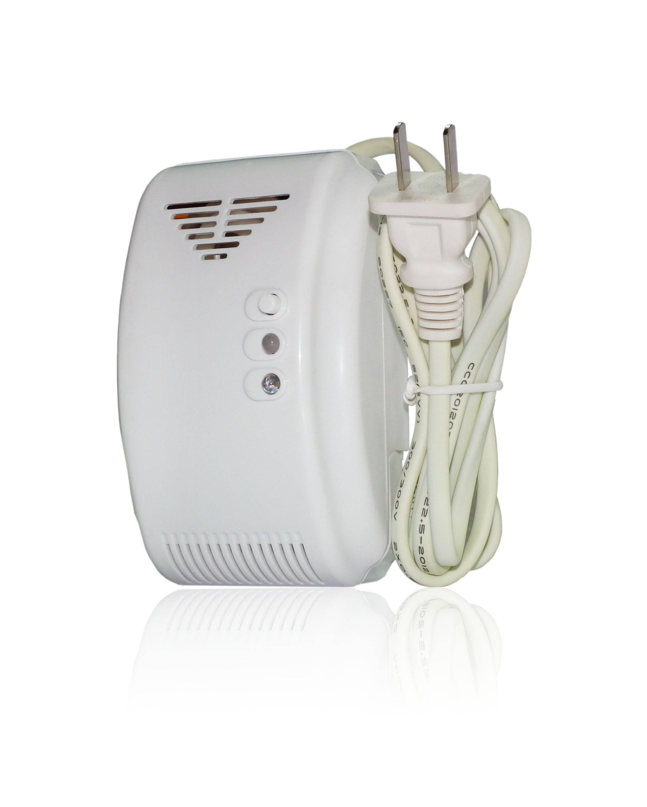 Wireless Gas Leakage Detector With High Reliability Sensor , Fire And Gas Detector