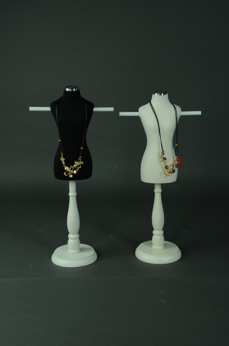 Micro models clothing jewelry ornaments dress models