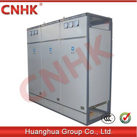 fixed AC switchgear for generator Power Capacitor Units