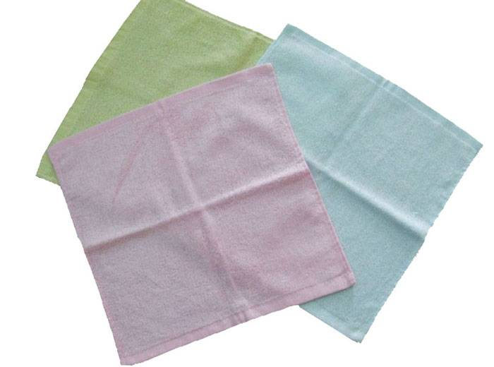 Face towels for promotion -with printing /embroidery