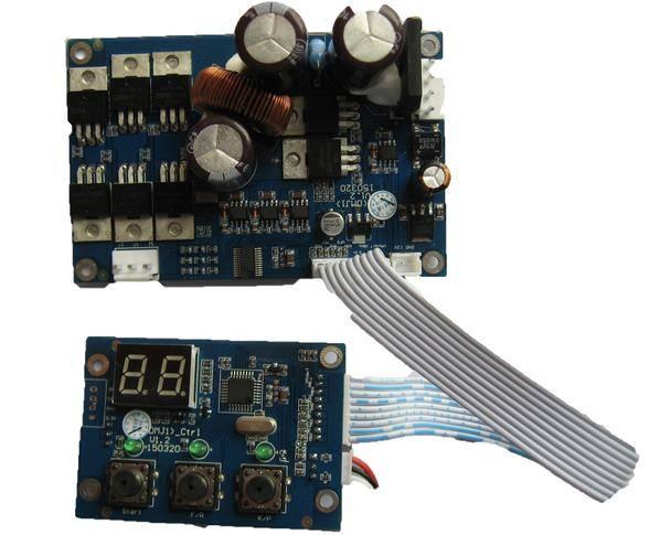 BLDC Motor Driver for Medical Device