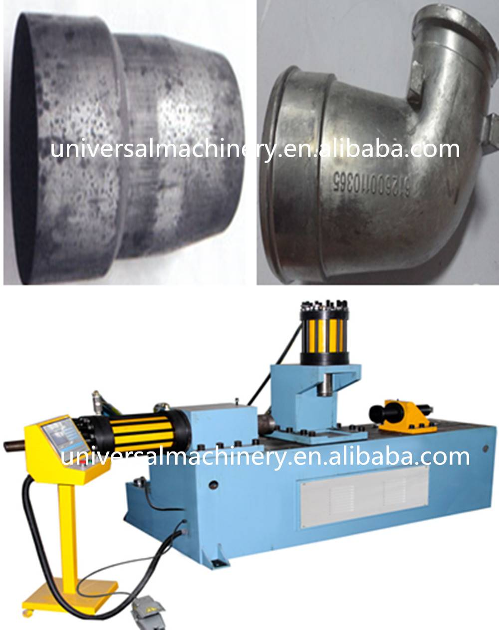 China Factory price Tube Expander for Expanding Reducing Flanging