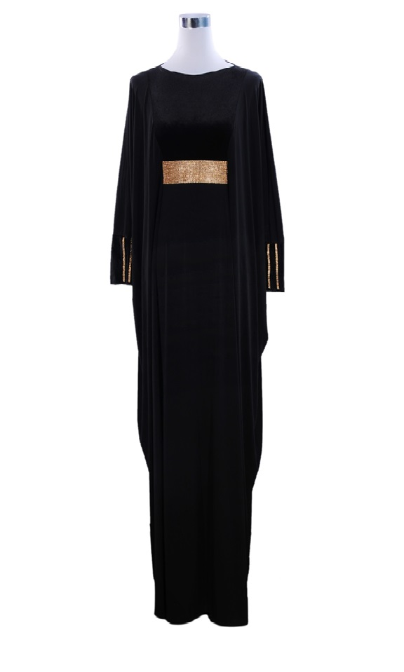 Dubai Abaya - Mak160