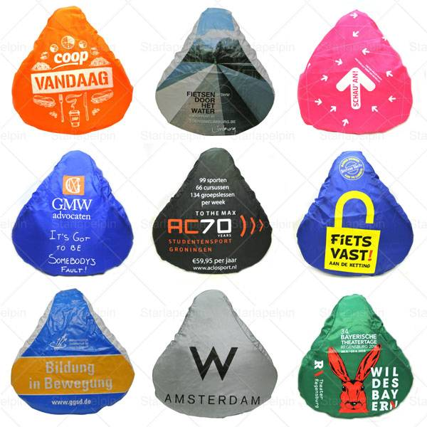 Best Personalized Promotional Comfortable Mountain Exercise Waterproof Polyester Bicycle Seat Cover