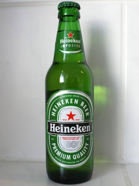 HEINKENS BEER