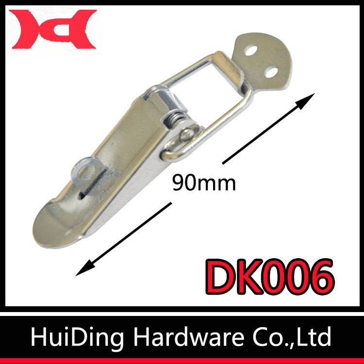 huiding DK006 stainless steel spring toggle latch catch hasp