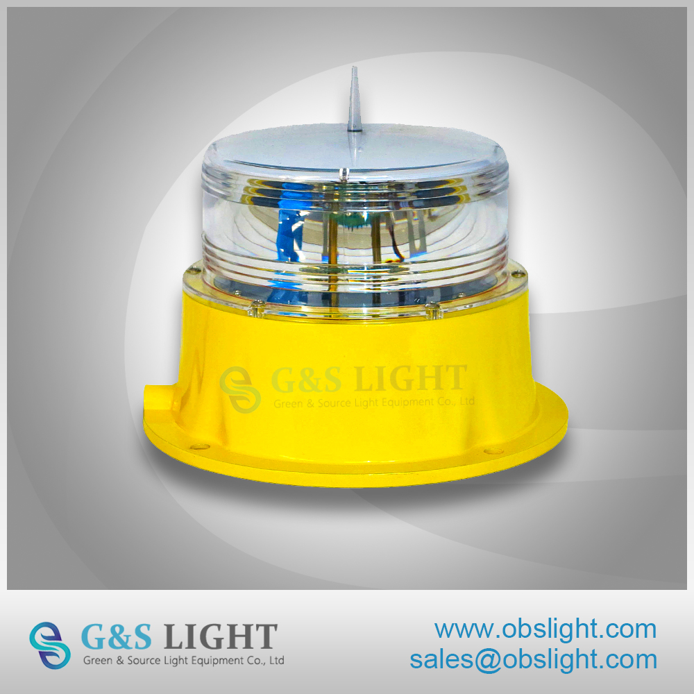 Low-intensity Type C Aviation Obstruction Light