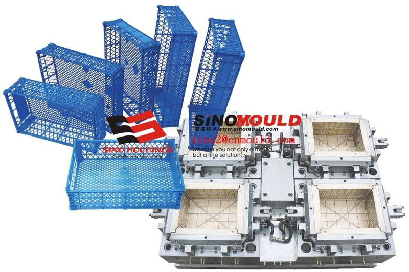 china crate molds supplier
