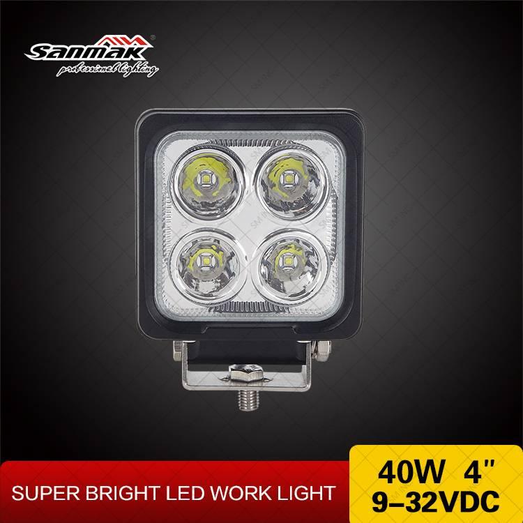 Heavy duty 40w LED work light