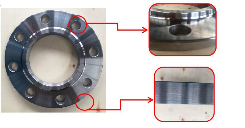 Hot Products Carbon Steel Slip on Flange