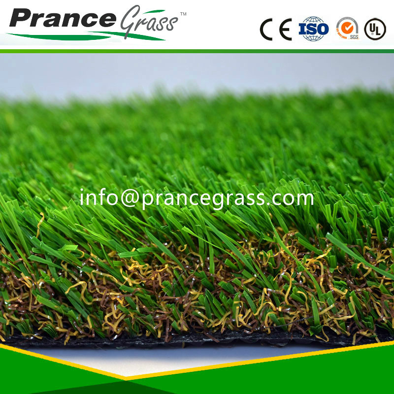 40mm Height Artificial Turf for Landscaping