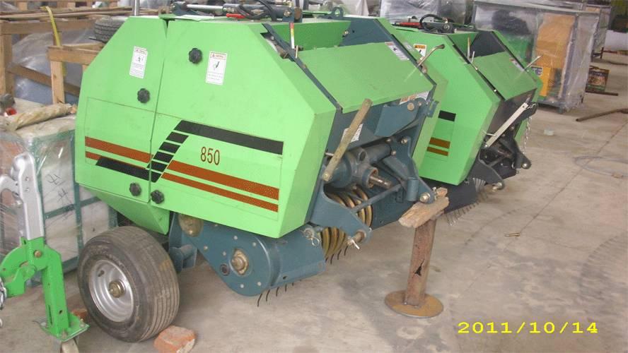 Round hay baler 0850/0870