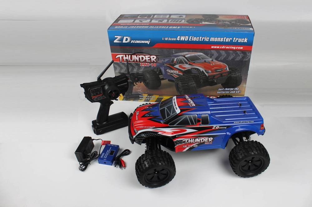 1:10 scale 4WD Electric off-road truggy