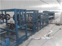 FRP speical shaped sheet production line