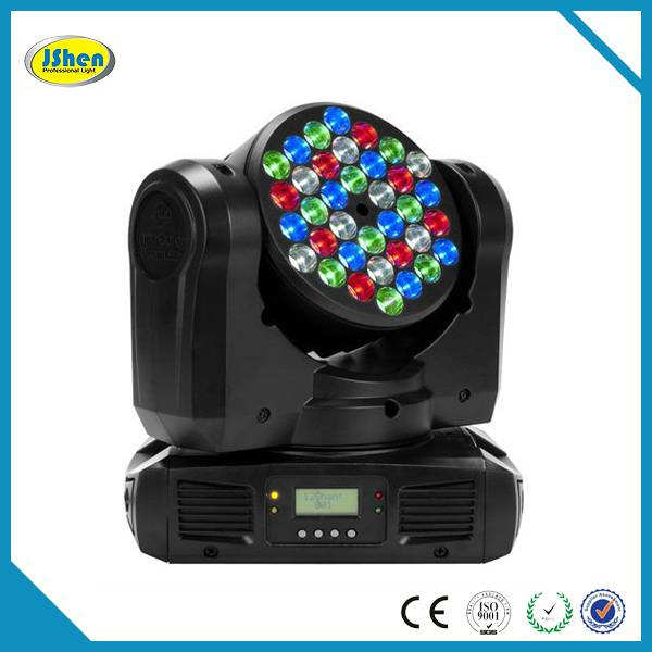 High Quality 36*3w Led Moving Head Beam Light