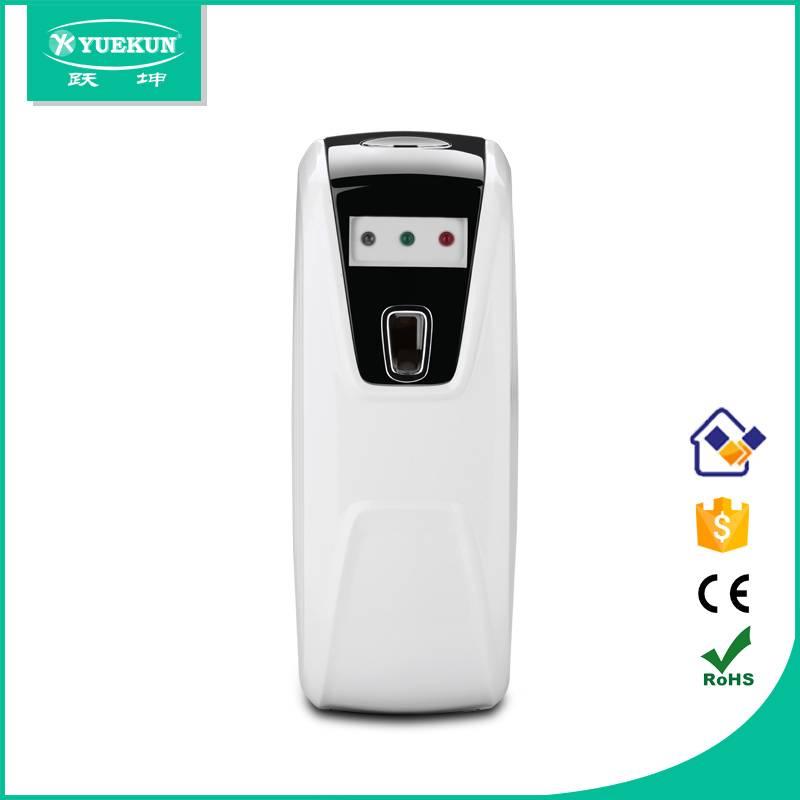 automatic battery hotel wall mount air freshener dispenser untouch scent dispenser / auto aerosol di