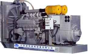 Mitsubishi Diesel Generator Set Generating Machine Power Plant Fuel Generator Set