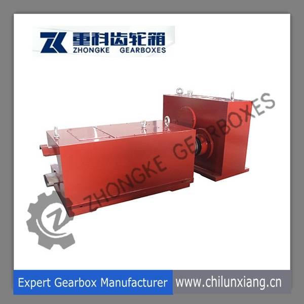 High quality sz80 twin screw extruder gearbox