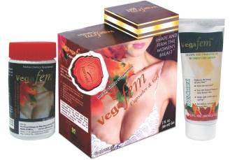 Vega Fem Breast enhancement gel