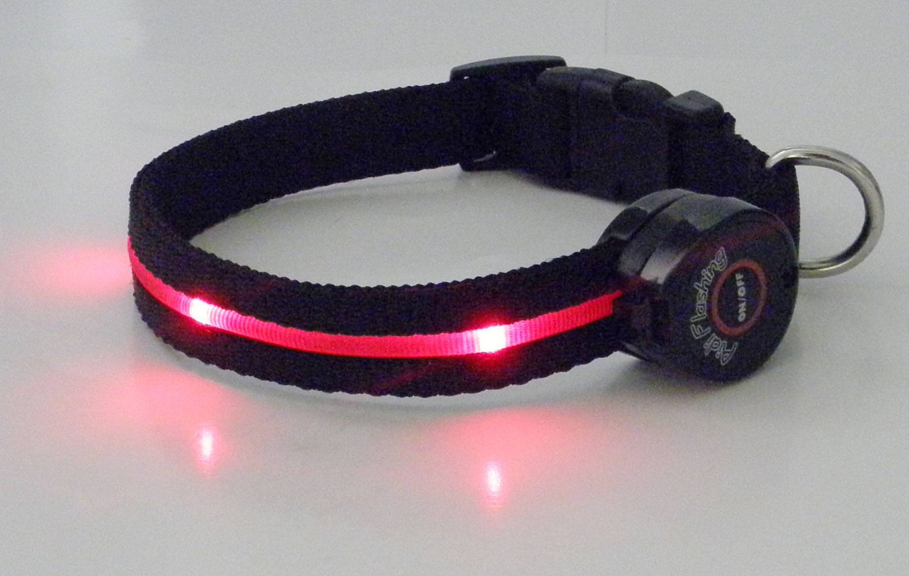 Strongest LED dog collars