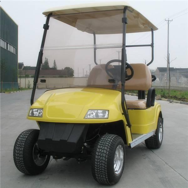 2 Seats Electric Golf Cart