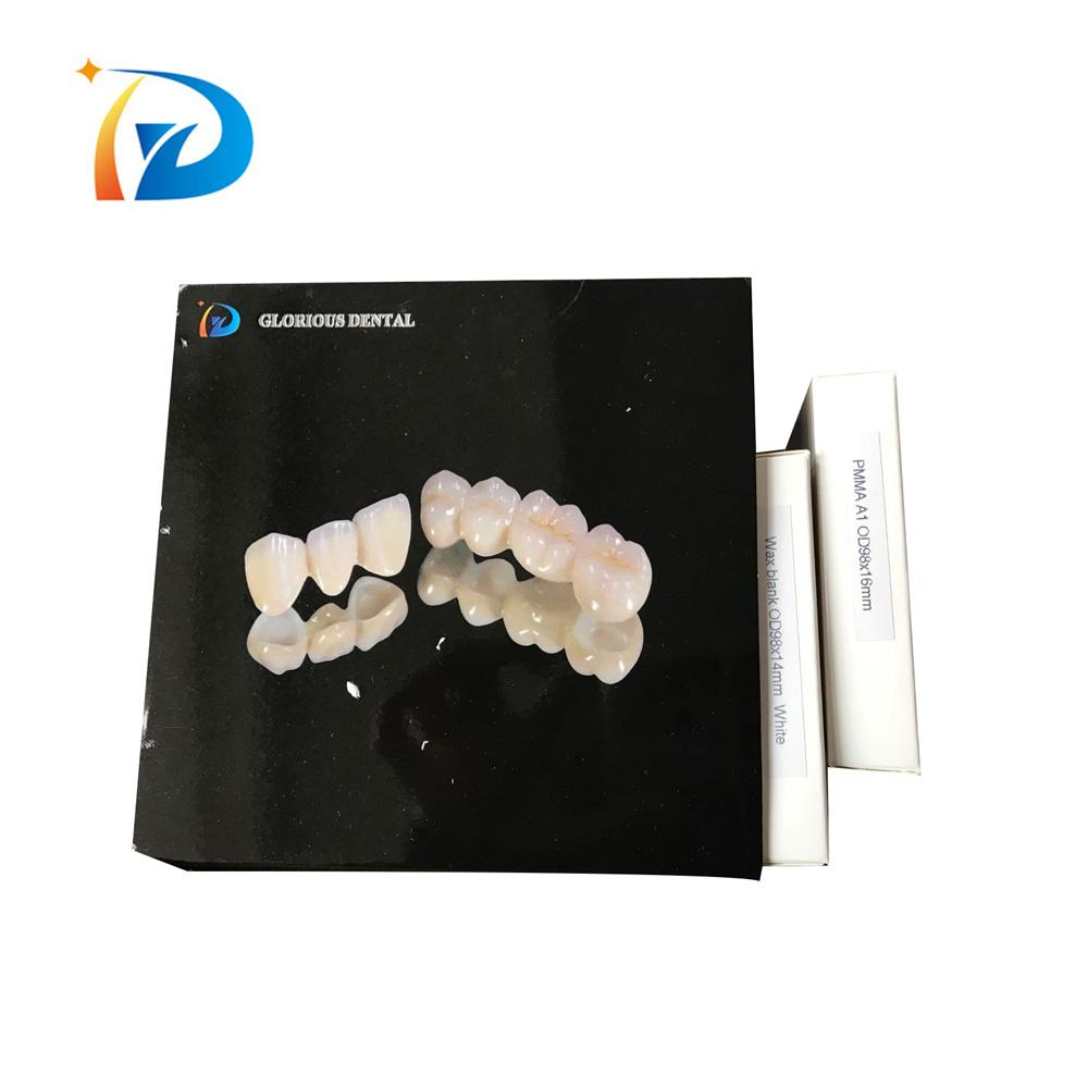 Super High Translucent Dental Zirconia Ceramic Block
