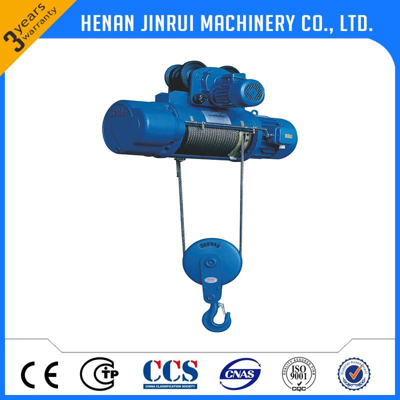 electric automatic crane hoist capacity 1/3/5/10t
