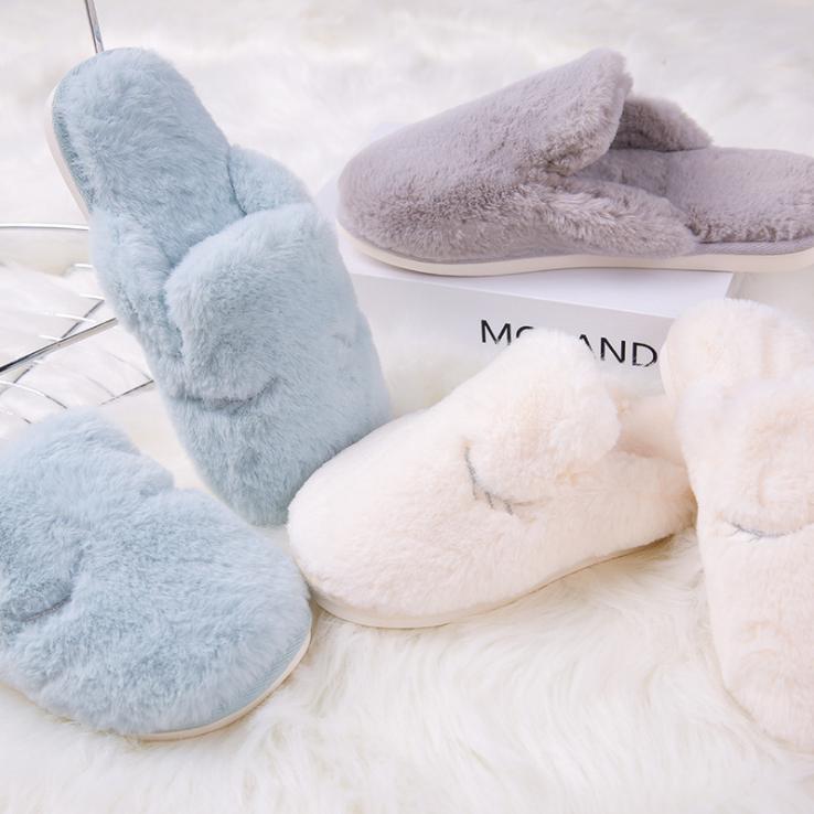 Wholesale Men & Women's Winter Cotton Slippers