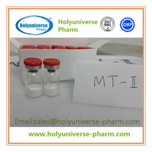 99% Purity Growth Hormone Peptides lyophilized powder Melanotan 2 Melanotan II MT 2 10mg