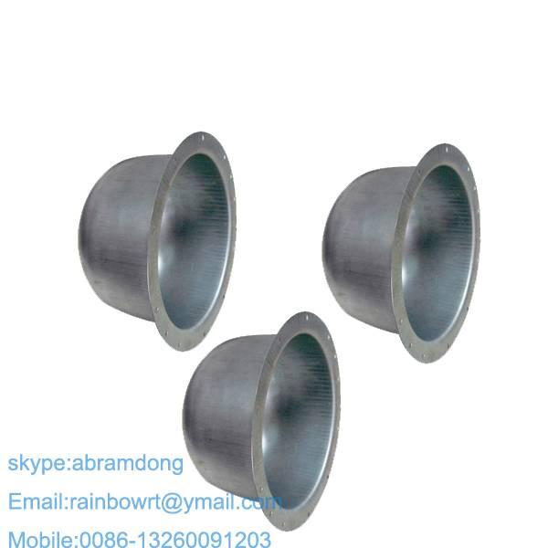 sheet metal sphere