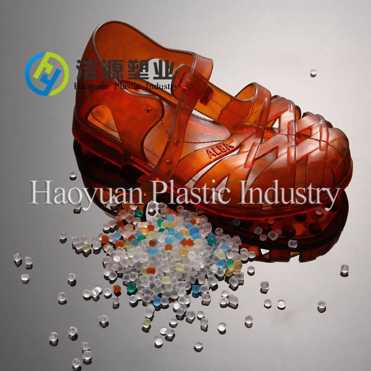 soft pvc compounds for footware from china factory
