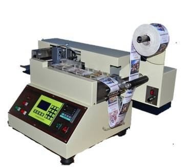 Fully Automatic Label Hot and Cold Cutting Machine (ALC-103A)