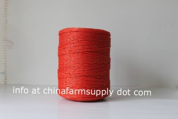 Electric poly wire