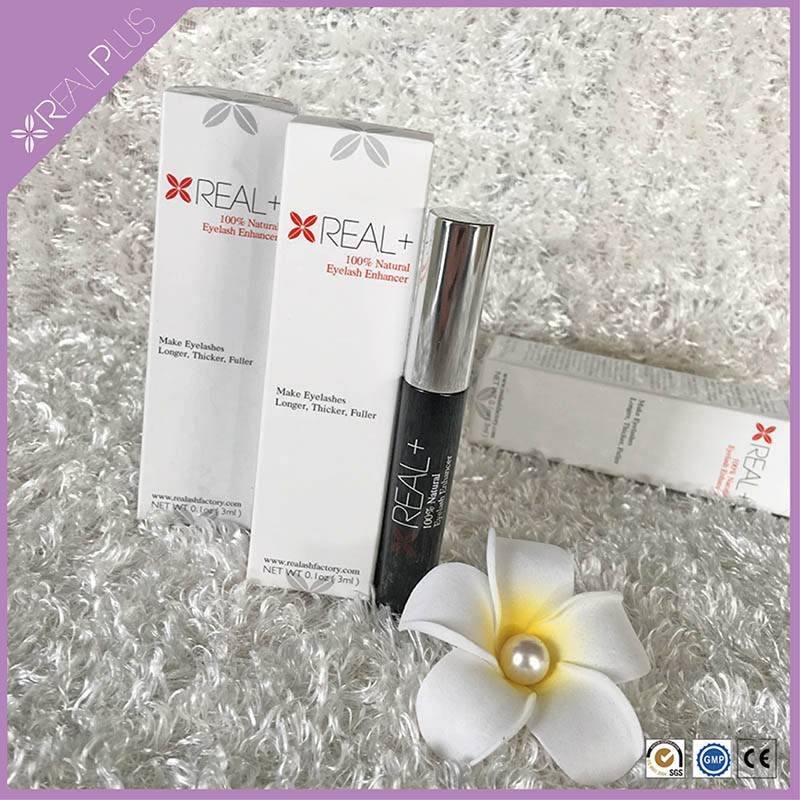 Customize your individual eyelash enhancer serum extending eyelashes