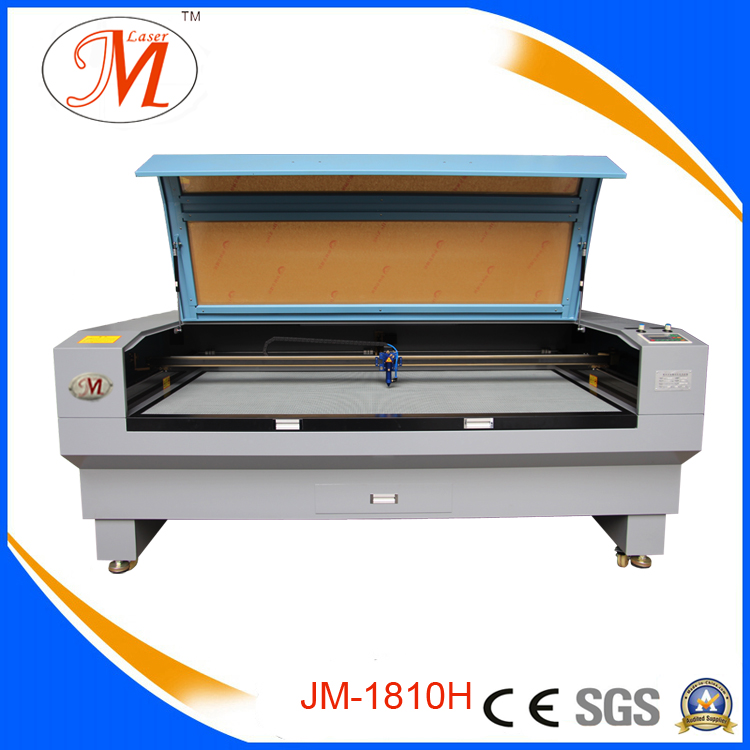 130W Laser Cutting&Engraving Machine with Camera for Locating (JM-1810H)