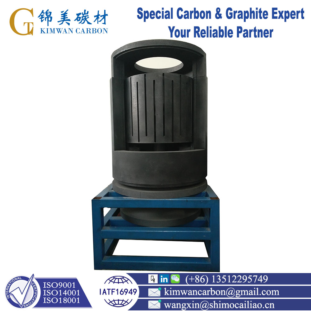 Graphite Parts for Monocrystalline Silicon Furnaces