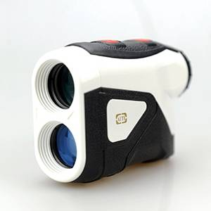 800m waterproof OLED display red digits laser rangefinder with speed and angle mode