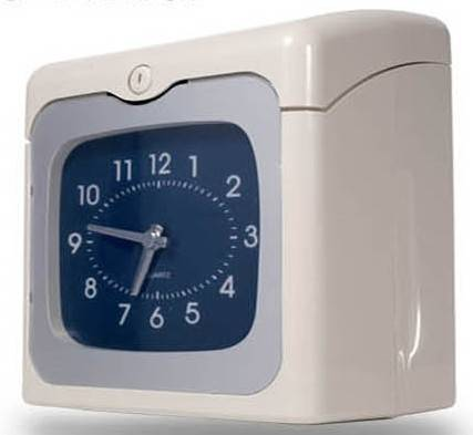 Puch  time  card   clock S-880P